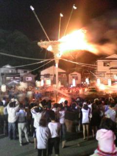 輪島崎神社大祭